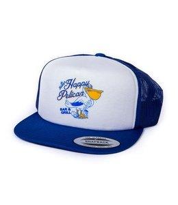 Happy Pelican Snapback Hat