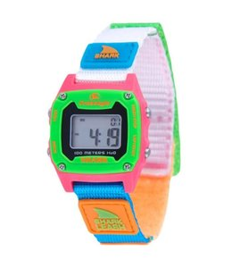FREESTYLE Shark Leash Mini Black/Neon Watch