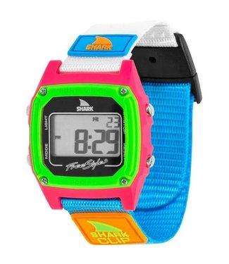 FREESTYLE Shark Classic Clip Black/Neon Watch