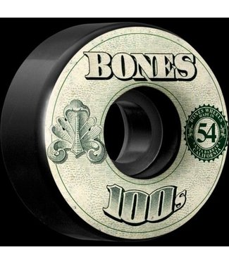 Bones 100's OG 51mm Money Formula Skate Wheels