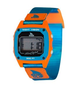FREESTYLE Shark Classic Clip Blue/Orange Watch