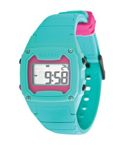 FREESTYLE Shark Classic Silicone Pink/Green Watch