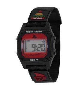 FREESTYLE Shark Classic Clip California Black/Red Watch