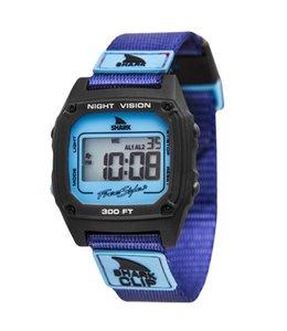 FREESTYLE Shark Classic Clip Purple/Gunmetal Watch