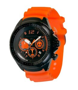 FREESTYLE Shark Hammerhead XL Black/Orange Watch