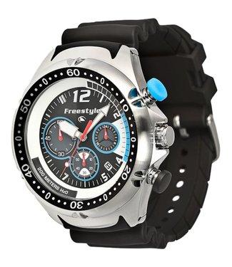 FREESTYLE Shark Hammerhead Chrono XL SS/Black Watch
