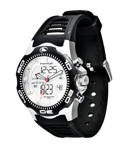 FREESTYLE Shark x 2.0 Black/Silver Watch