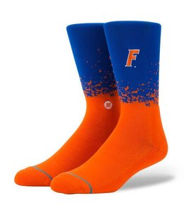 Stance Florida Dip Orange Crew Socks