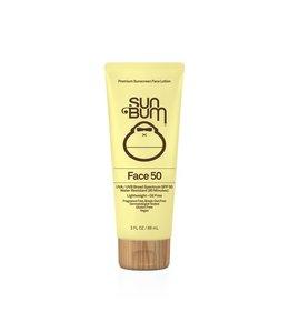Sun Bum Face Lotion SPF 50 3 Oz