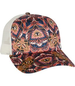 Billabong Heritage Mashup Paradise Pink Trucker Hat