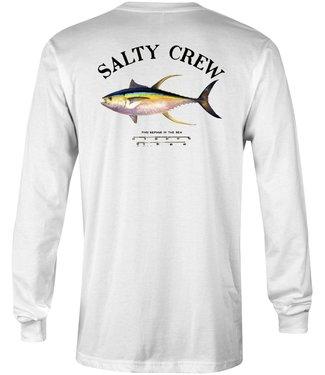 Salty Crew Ahi Mount Long Sleeve