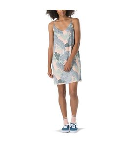 Vans Maria Evening Sand Palm Fronds Dress