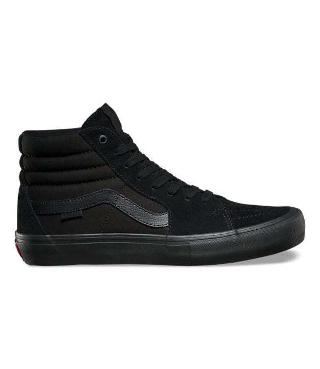 Vans Sk8-Hi Pro Blackout Shoes