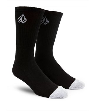 Volcom Full Stone Black Socks
