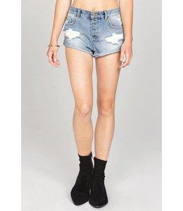 Amuse Society Crossroad Sun Fade Shorts