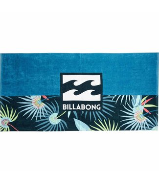 Billabong Waves Blue Towel