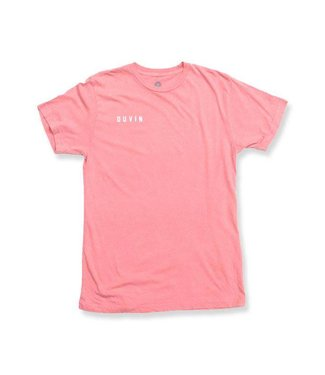 Duvin Design Co. Mini Acid Wash Pink Short Sleeve Tee