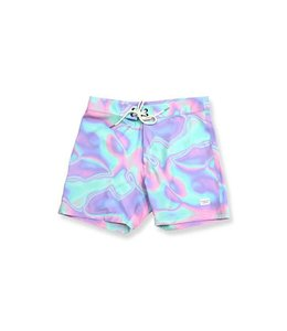 "Duvin Design Co. Pool Party 17"" Shorts"