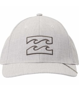 Billabong All Day Heather Dark Grey Stretch Fit Hat