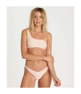 Billabong Tanlines Hike Barely Blush Bikini Bottom