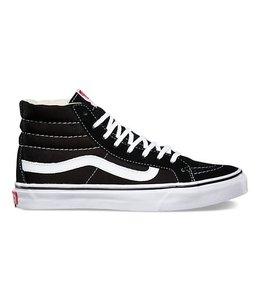 Vans Sk8-Hi Slim Black/White Shoes