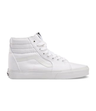 Vans Canvas Sk8-Hi Slim True White Shoes