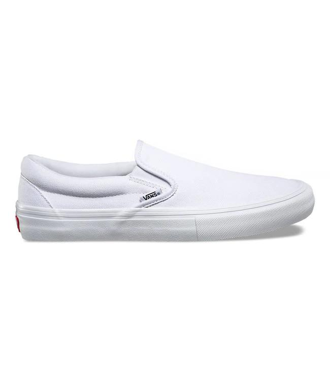 Vans Slip-On Pro True White Shoes