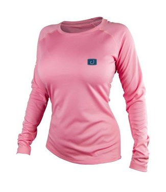 Avid Core AVIDry Pink Long Sleeve (50+ UPF)