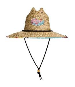Memphis Straw Lifeguard Hat