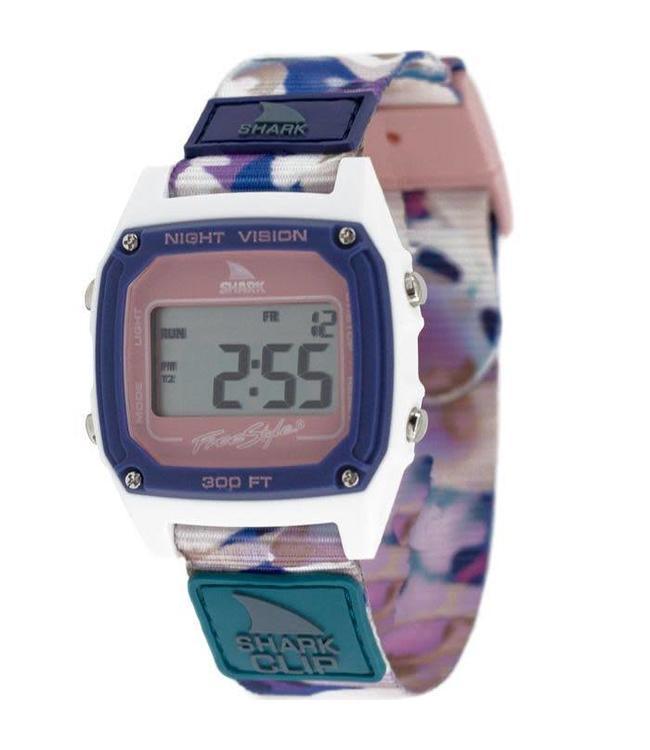 FREESTYLE Sage Erickson Pink Paint Shark Classic Clip Watch