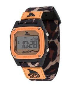 FREESTYLE Sage Erickson Orange Leopard Shark Classic Clip