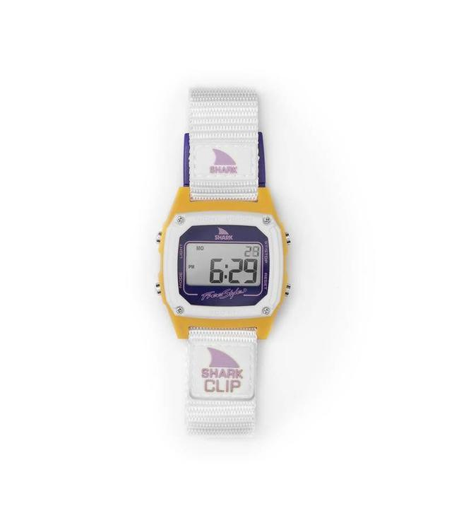 FREESTYLE Shark Classic Clip Peach N Purple Watch