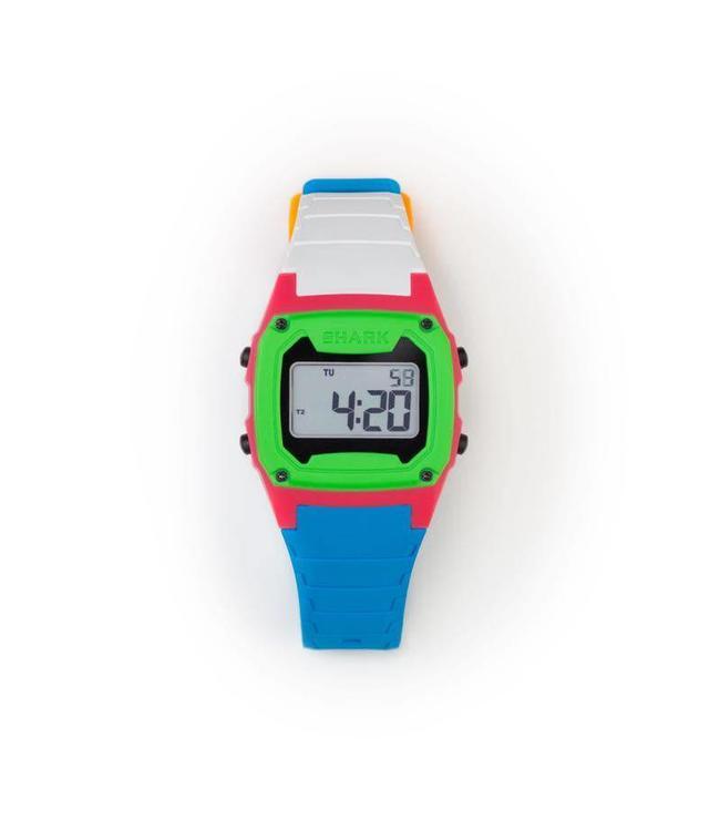 FREESTYLE Shark Classic Since 81' Black Neon Watch