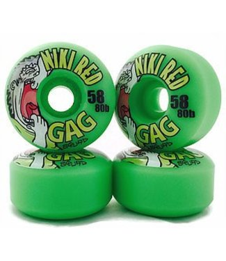 Gag Series 58mm Wheels
