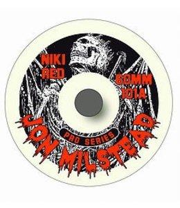 Niki Red Jon Milstead 60mm Wheels