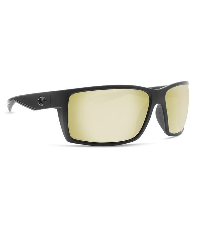 Costa Del Mar Reefton Blackout 580G Sunrise Lens Sunglasses