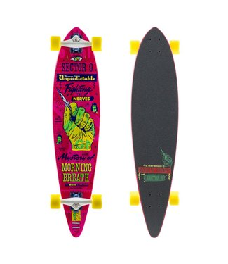 Sector 9 Switchblade Morning Breath Complete Skateboard