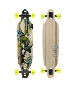 Sector 9 Bamboo Lookout Mini Complete Skateboard