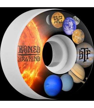 Bones STF Pro Hawkins Solar 54mm V1 Skate Wheels