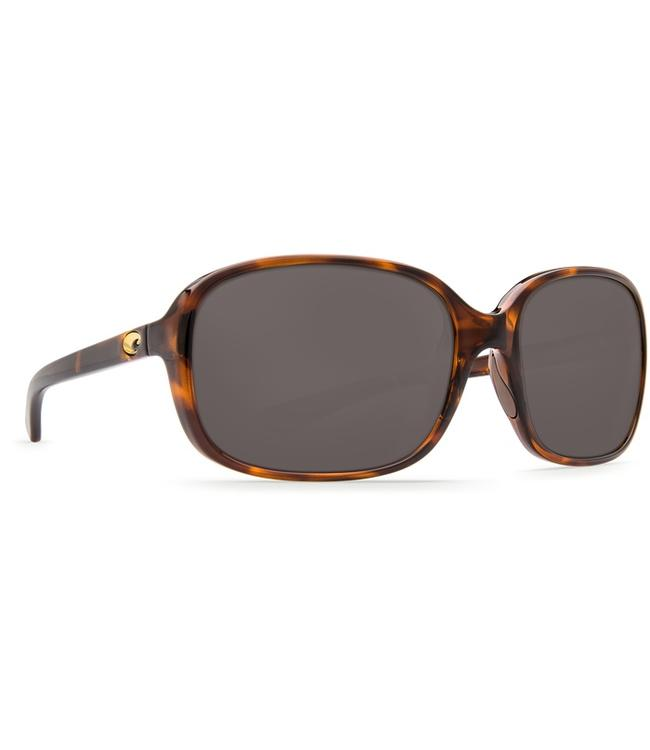Costa Del Mar Riverton Tort 580p Gray Lens Sunglasses
