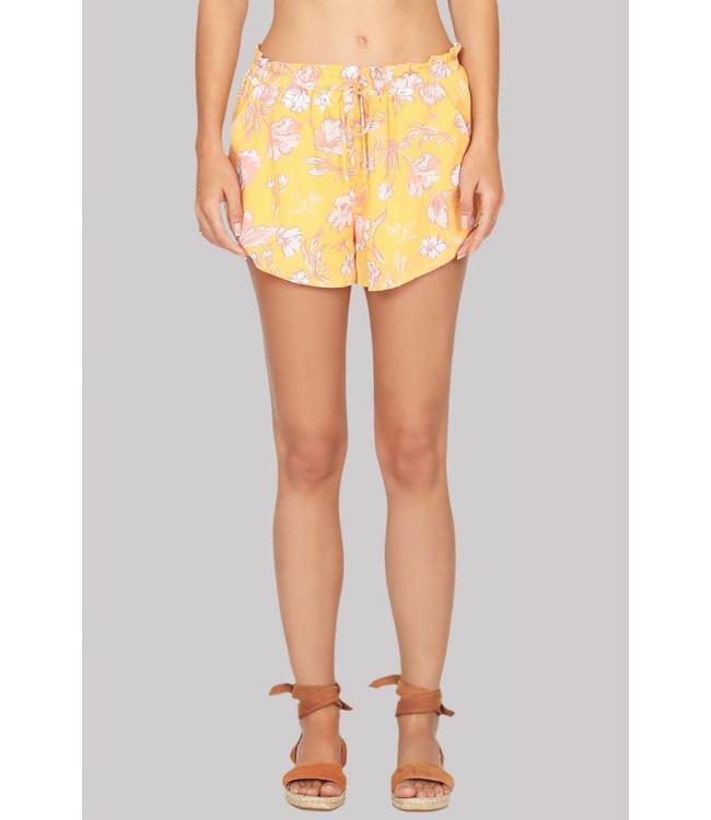 Amuse Society Check Me Out Honey Shorts