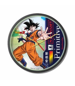 Primitive Skateboarding x DBZ Goku Wall Clock