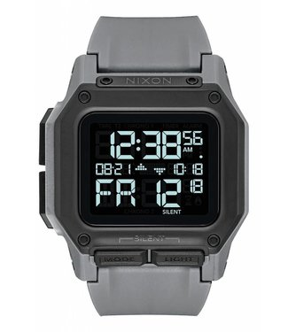 Nixon Regulus All Gunmetal 48mm Watch
