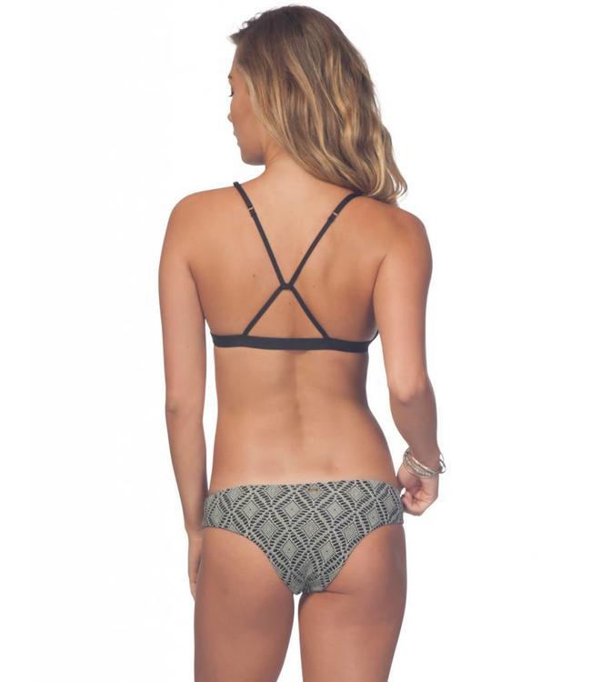Rip Curl Day Break Luxe Hipster Bikini Bottom