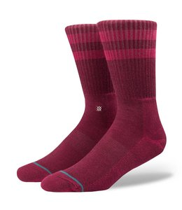 Stance Joven Primary Red Socks