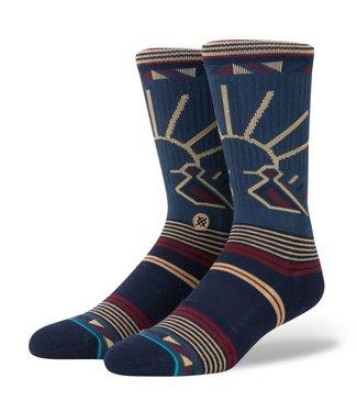 Stance Riser Blue Socks