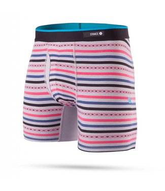 Stance Rythym Stripe Grey Boxer Brief