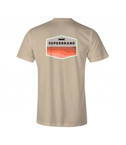 SUPER BRAND Forecast Tan Tee