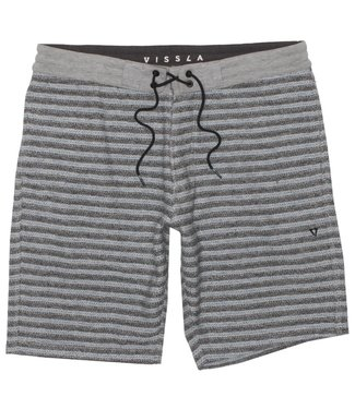 "VISSLA Lounger 20"" Black Sofa Surfer Short"