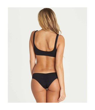 Billabong Sol Searcher Hawaii Lo Black Pebble Bikini Bottom